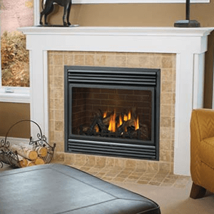 vented direct vent vent free gas fireplaces louisville ky