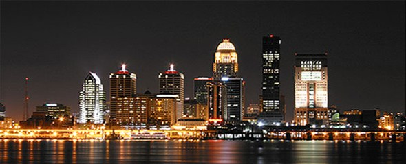 NightSkyline-Louisville-KY-Olde-Towne-Chimney-Fireplace-Sales