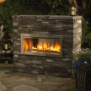 An outdoor gas fireplace will increase the enjoyment of your own back yard. If you have any questions about the products we offer
