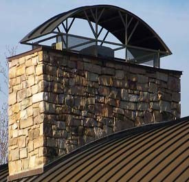 Custom Chimney Caps Home Decor