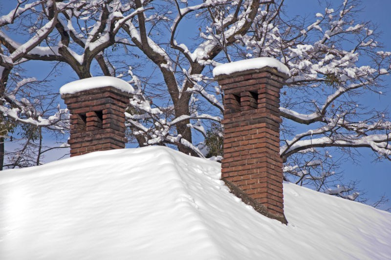 What Winter Weather Can Do to Your Masonry Chimney - Louisville KY- Olde Towne Chimney & Fireplace